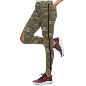 juniors' SO colored twill jeggings